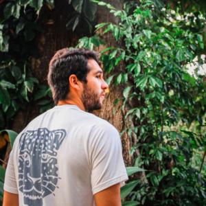 Men´s Namu Bamboo T-Shirt Camisa Biodegradable de Bambú