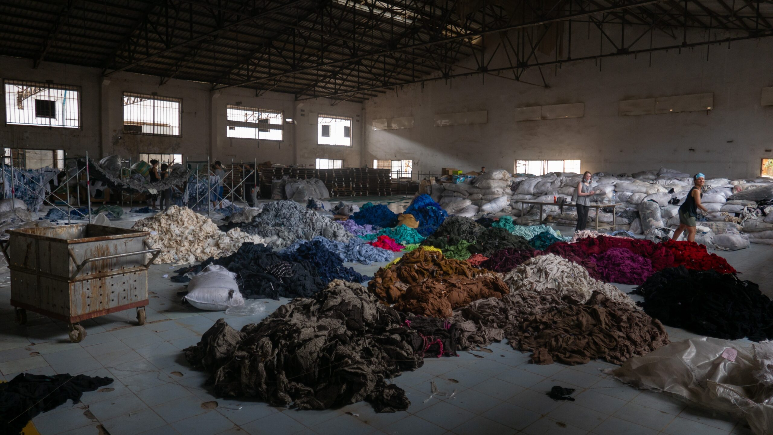 La verdad sobre la industria textil